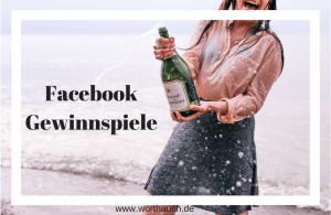 Gewinnspiel bei Facebook